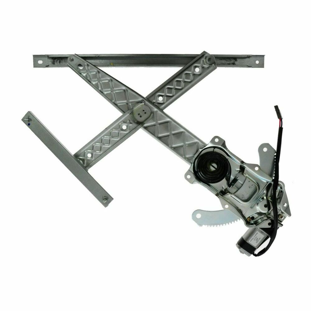 Front Power Window Regulator W Motor Driver Side Left Lh