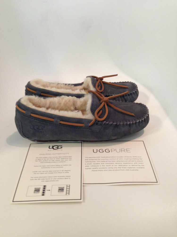 women's dakota ugg moccasin slipper