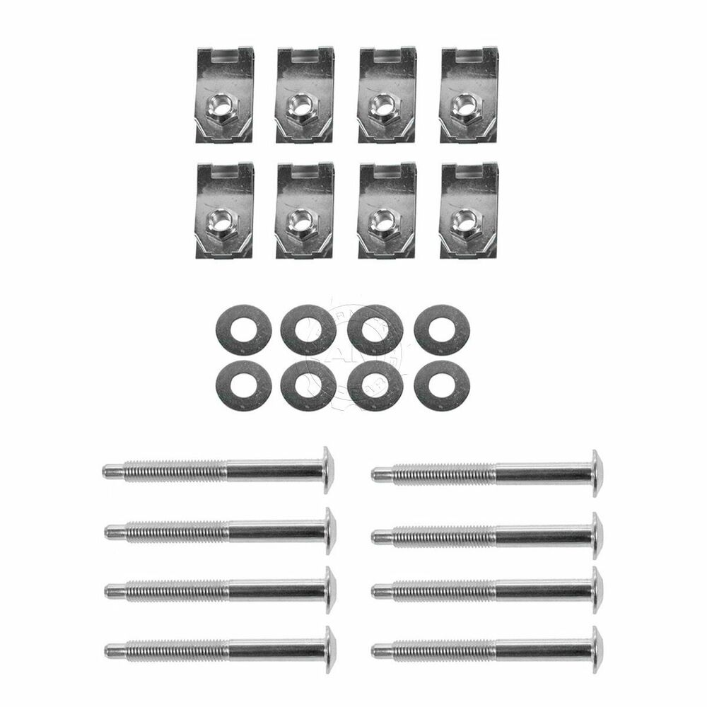Bed Mounting Hardware Kit For 99-14 Ford F250 F350 F450