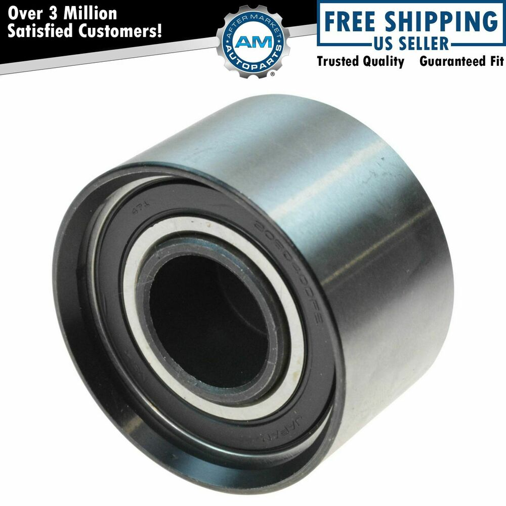Greenfield Idler Pulley Belts: Timing Belt Idler Pulley Roller Bearing Smooth For Subaru