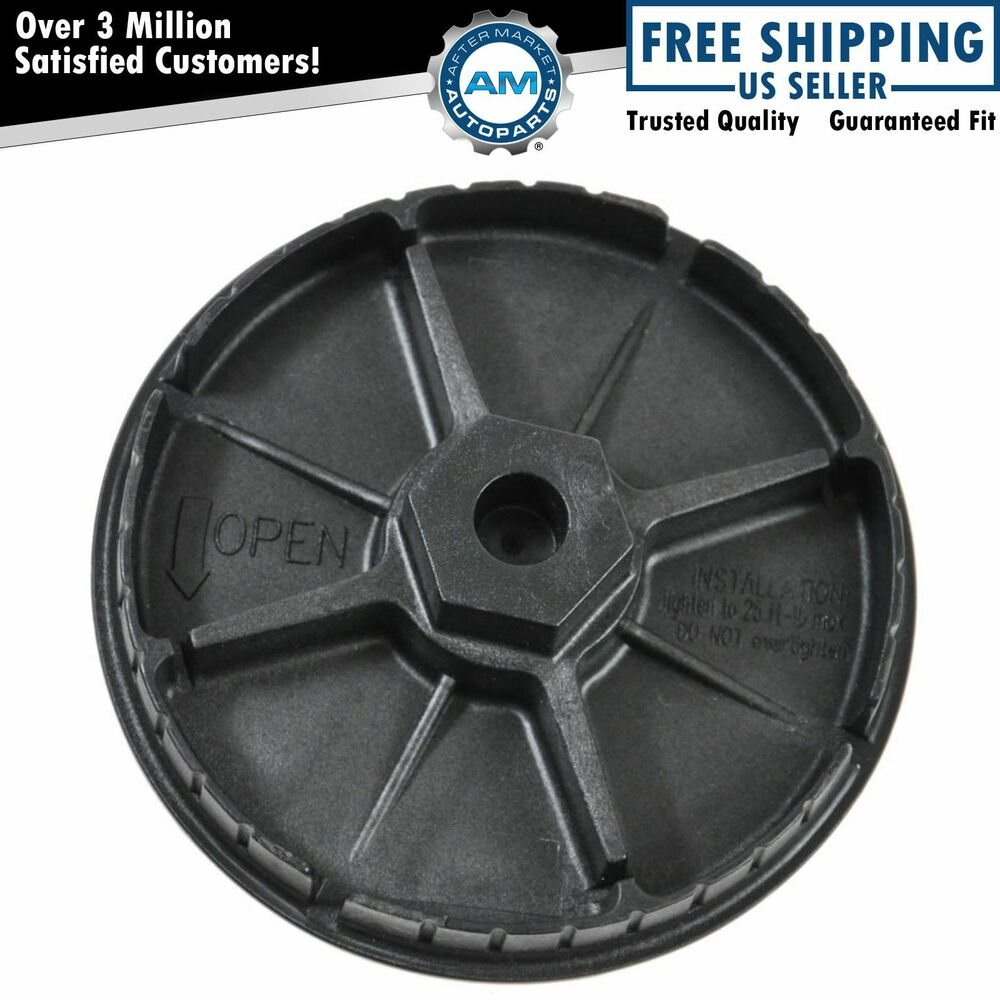 fuel filter cap w gasket for 02 06 dodge ram 2500 3500 5. Black Bedroom Furniture Sets. Home Design Ideas