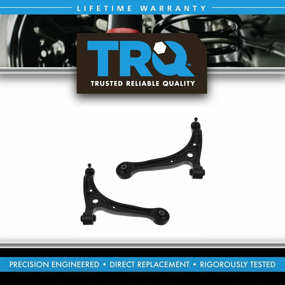Honda Prelude 1999 Control Arm And Ball Joint: Front Lower Control Arms W/ Ball Joints Pair Set NEW For