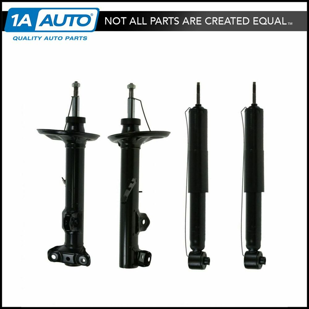 Monroe Front Amp Rear Strut Shock Absorber Set Of 4 For 96 02 Bmw Z3 E36 Ebay