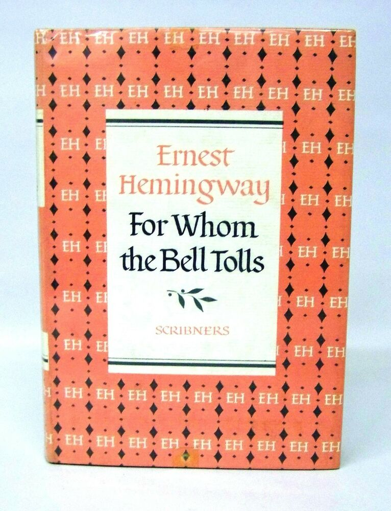 an analysis of for whom the bell tolls a novel by ernest hemingway Civil war in spain, love in the woods, and death everywhere it's ernest hemingway's 'for whom the bell tolls' in this lesson, we'll explore the acclaimed novel.