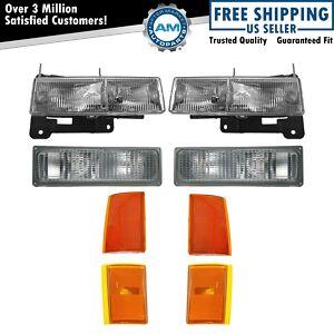 Chevy Truck Headlights