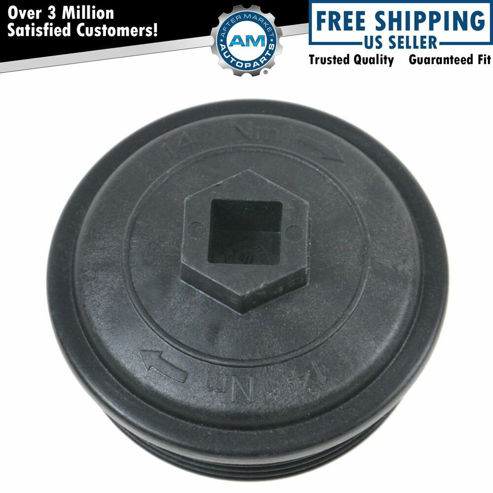 Fuel Filter Cap Cover For Ford F250 F350 F450 F550