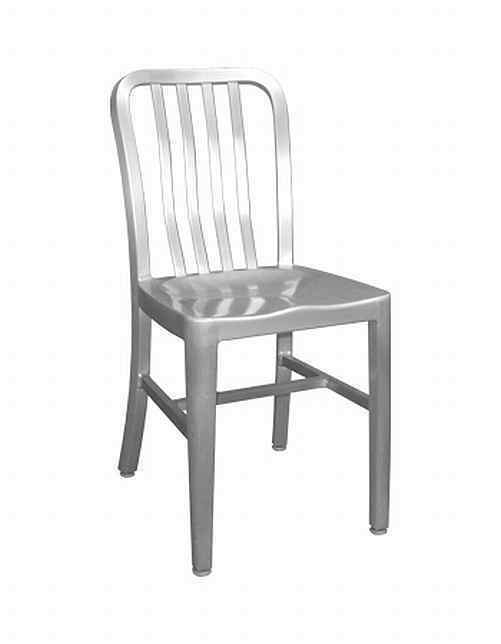 Lot Of 10 Heavy Duty Outdoor Aluminum Restaurant Chairs Ebay