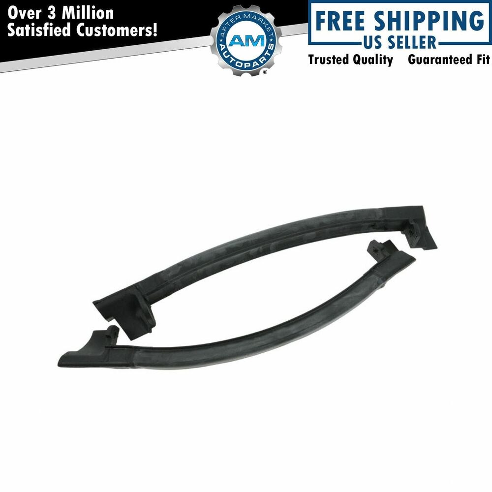targa top mounted side weatherstrip seal pair for 97 04. Black Bedroom Furniture Sets. Home Design Ideas