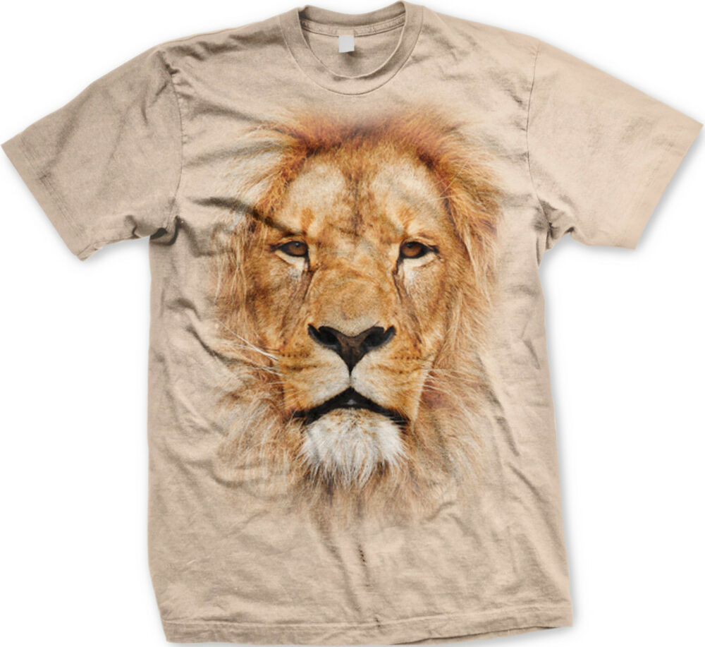 A Jungle Of Big Cat Designs: Lion 3D King Of The Jungle Africa Big Cat Safari FREE