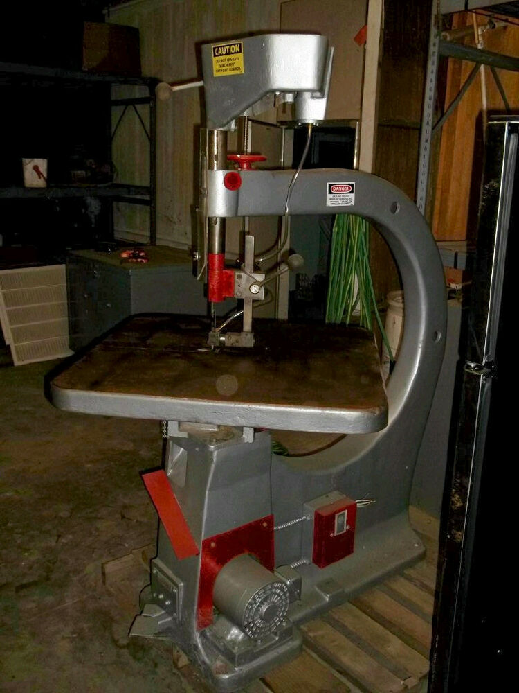 Oliver 273 D Scroll Saw 36 Quot Ebay