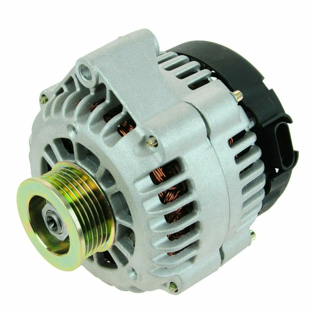 105 Amp Alternator Id 15755616 For Cadillac Chevy Gmc