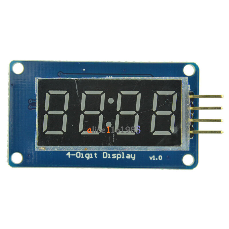 Bits tm digital tube led clock display module for