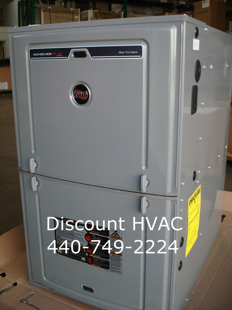 98 000 Btu Rheem Ruud Ultra U96v 96 Eff 2 Stage Variable