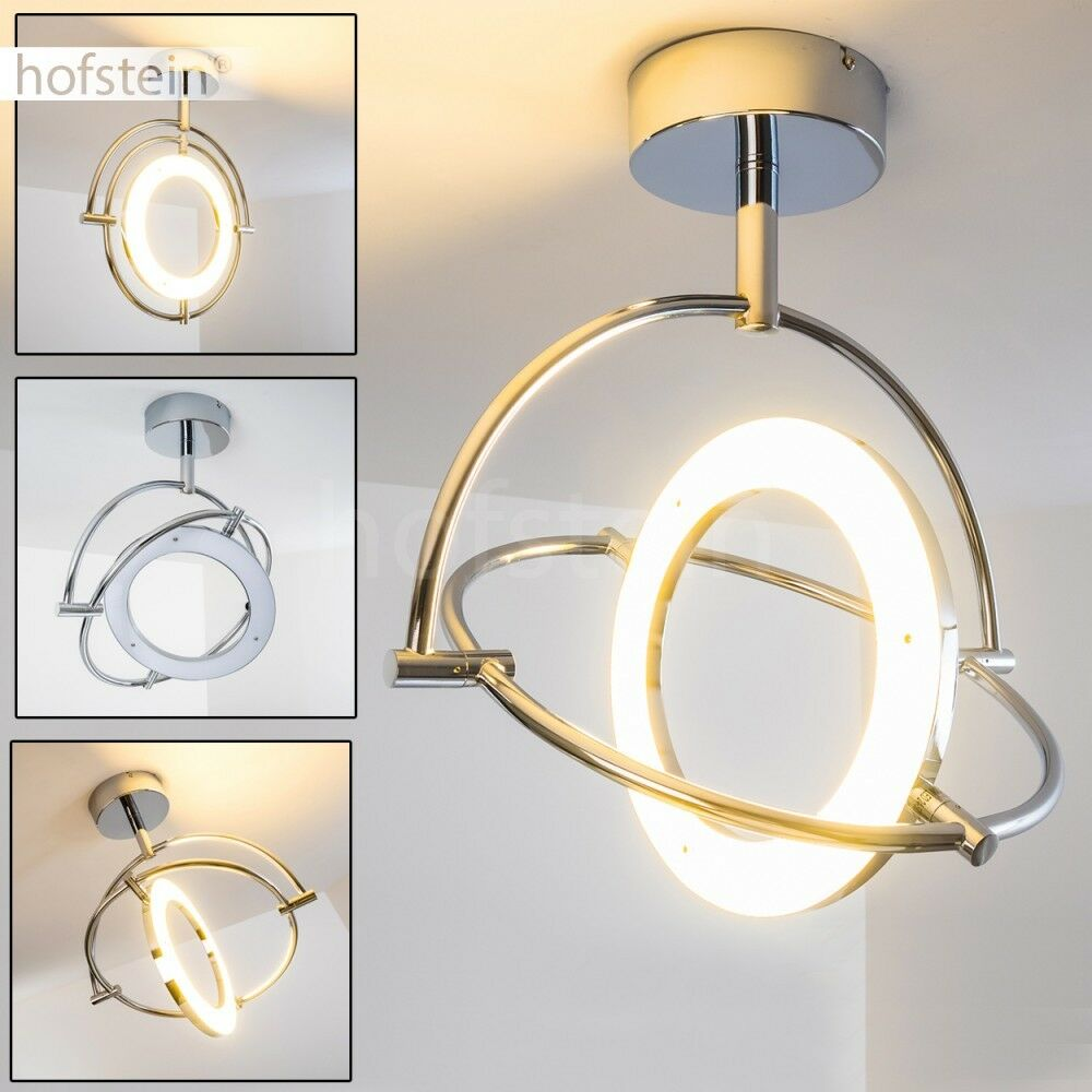 deckenlampe design led wohn zimmer lampen decken leuchten flur k chen drehbar ebay. Black Bedroom Furniture Sets. Home Design Ideas