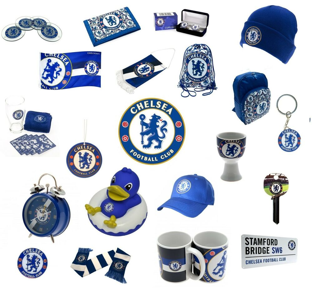 CHELSEA F.C - Official Football Club Merchandise (Gift ...