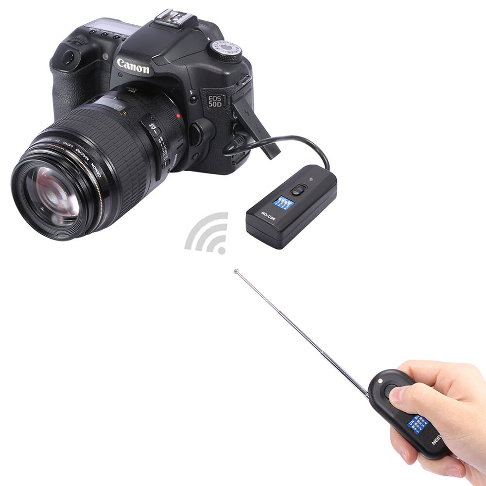New Wireless Remote Shutter Release Fit For Nikon D300s