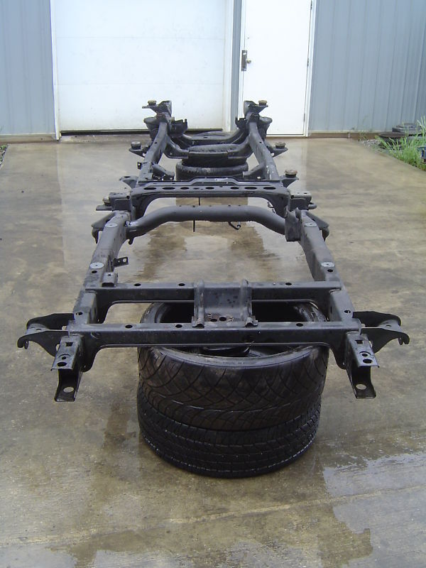 Srt10 For Sale >> 05-06 Dodge Ram 1500 SRT 10 Quad Cab Frame Assembly | eBay