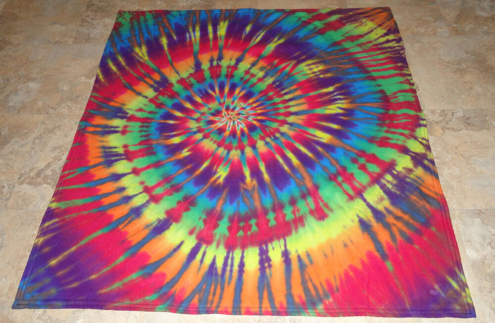 Usa Made Extra Warm Tie Dye Dyed Flannel Amp Blizzard Fleece