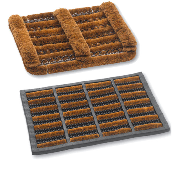 outdoor bootscraper and dirtstopper doormat coconut floor door mats