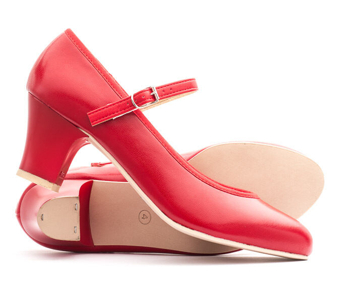 Red Salsa Shoes Uk