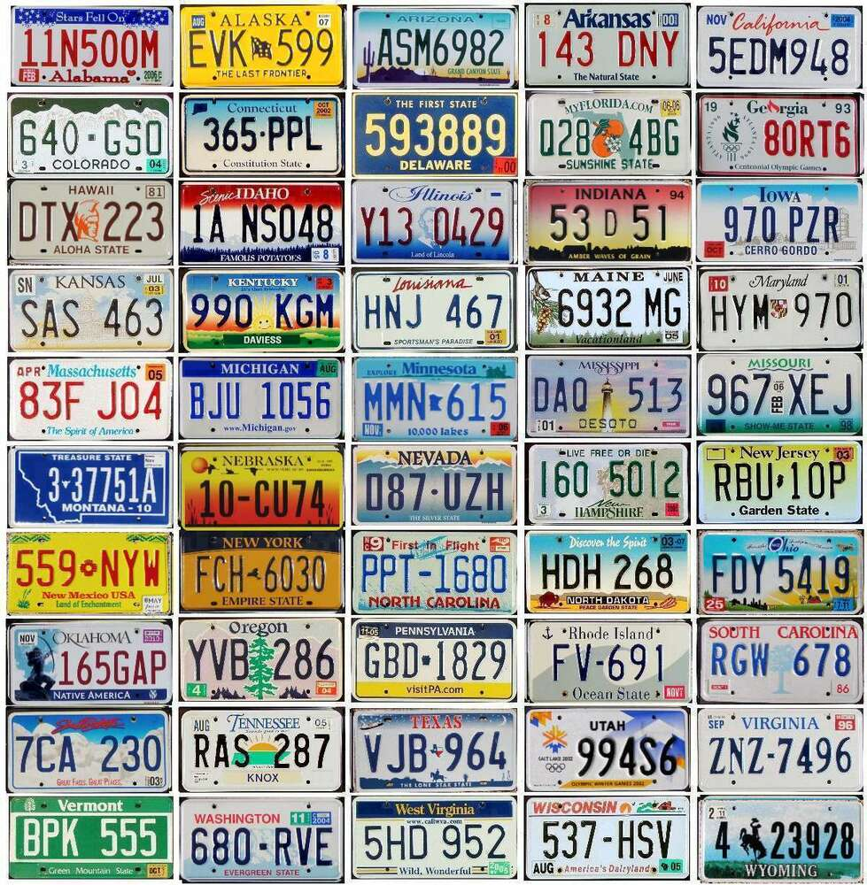 Vehicle Registration Fees By State  ncslorg