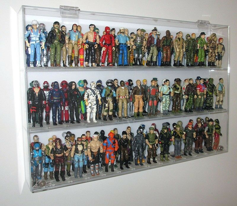 Just thought I would post this incase someone else needed such a display  case and I'm also still open to other ideas so if you have'em post them!
