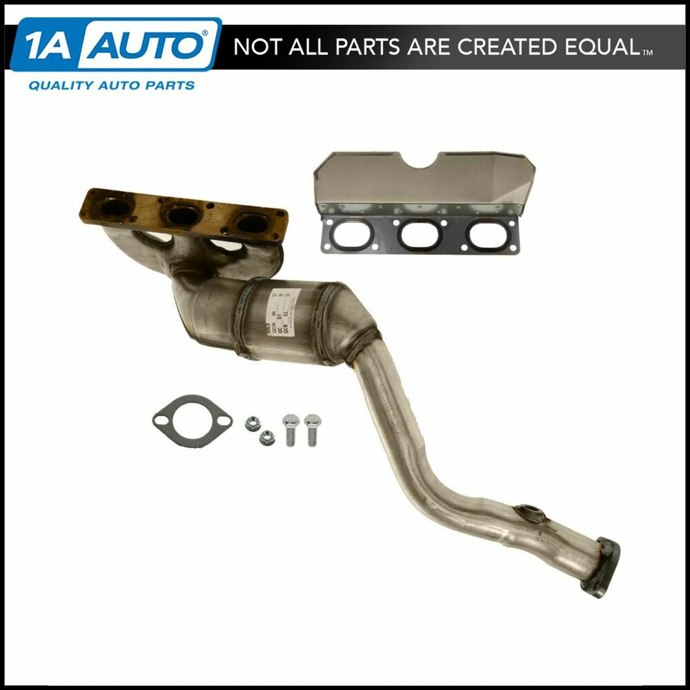Dorman Exhaust Manifold Catalytic Converter Front For Bmw