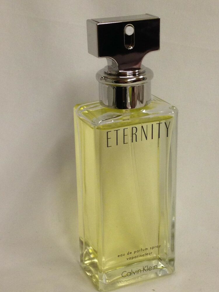 Ck Eternity Calvin Klein Perfume 3 4 Oz Edp Spray Women