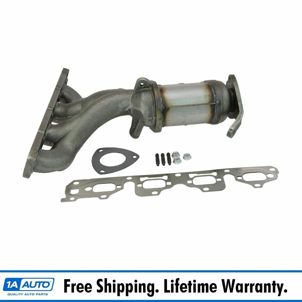 Exhaust Manifold Catalytic Converter For Chevy Malibu
