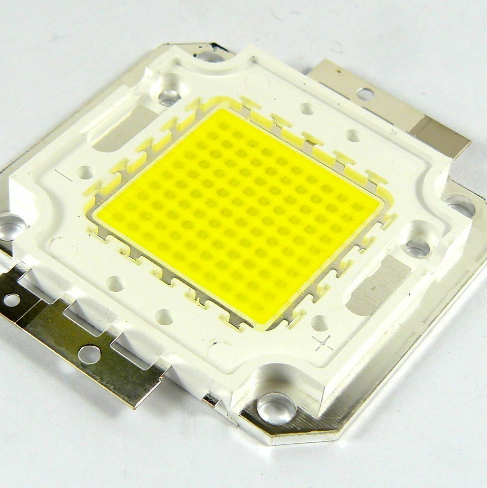 Lot of  w cool white led chip lamp bright light