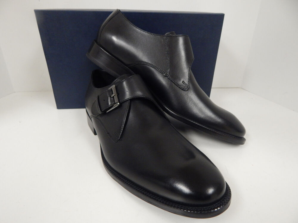 11-5-NIB-Cole-Haan-Air-Madison-Mens-Single-Monk-Strap-Dress-Shoes-FREE ...