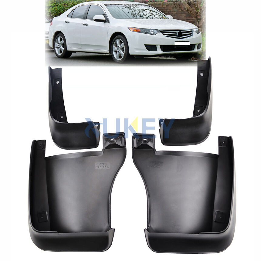 FIT FOR 2009 2010 2011 2012 2013 ACURA TSX MUD FLAP FLAPS