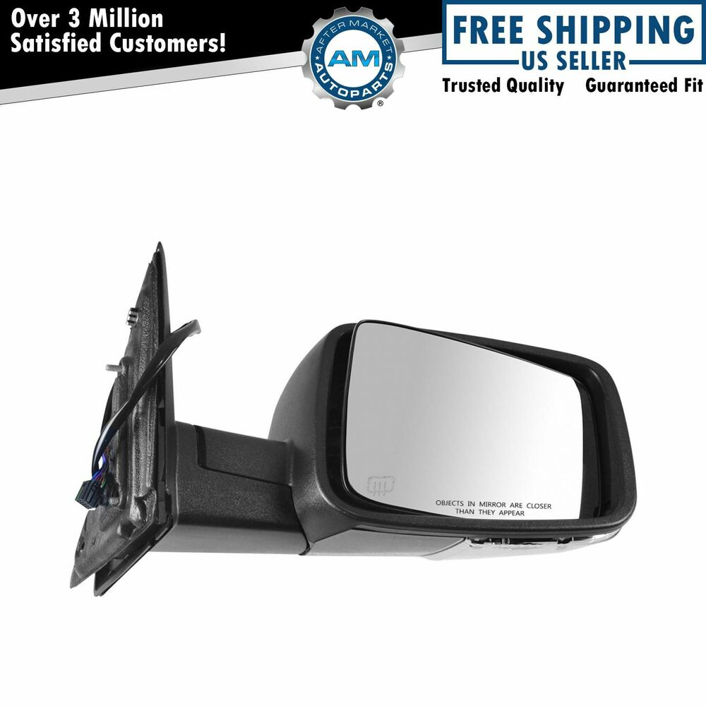 Power Heated Signal Mirror Right Hand Rh Passenger For Ram