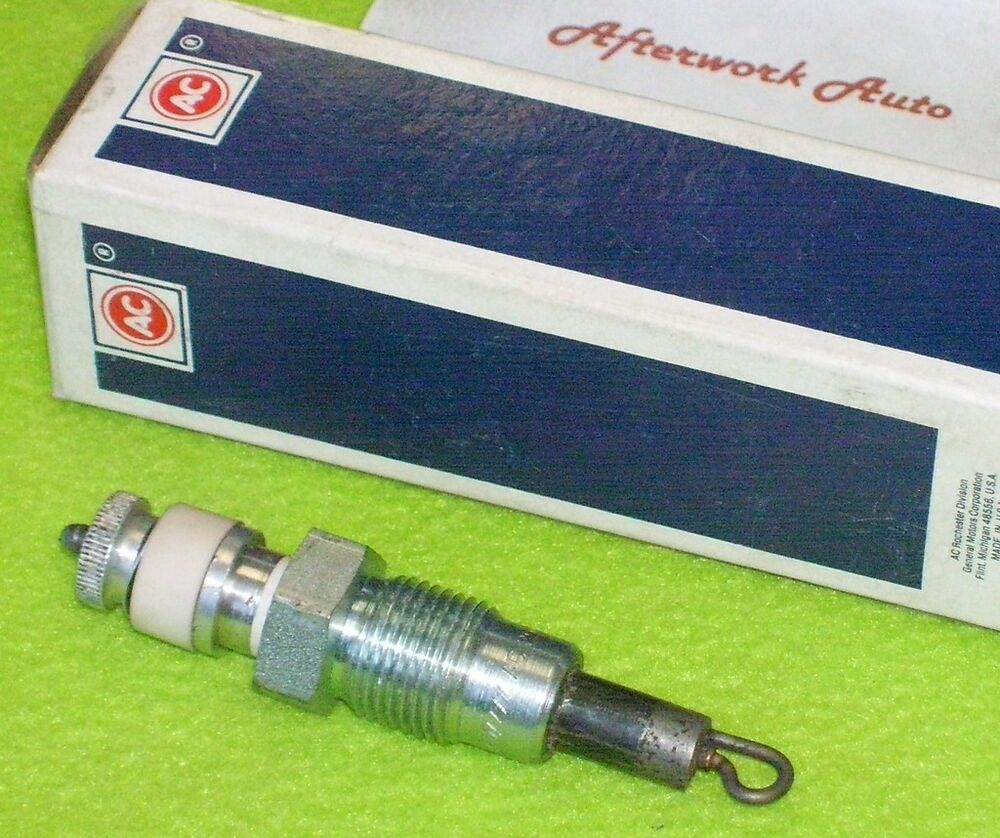 Ac delco 29g glow plug for 1969 80 mercedes benz 220d for Mercedes benz glow plugs