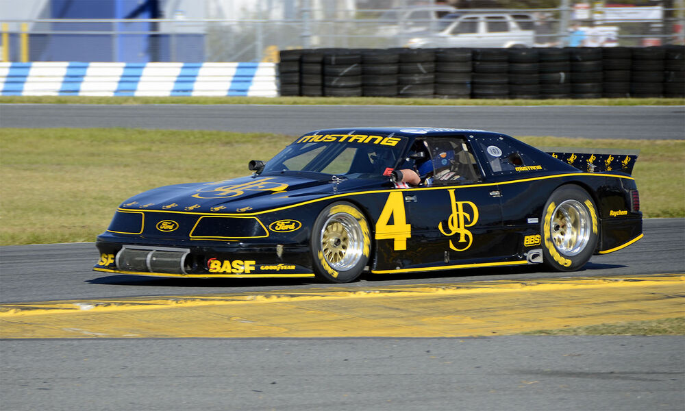 Ford Mustang Ta2 Trans Am Race Car For Sale: 1985 Ford Rousch Mustang Trans Am Vintage Classic GT Race
