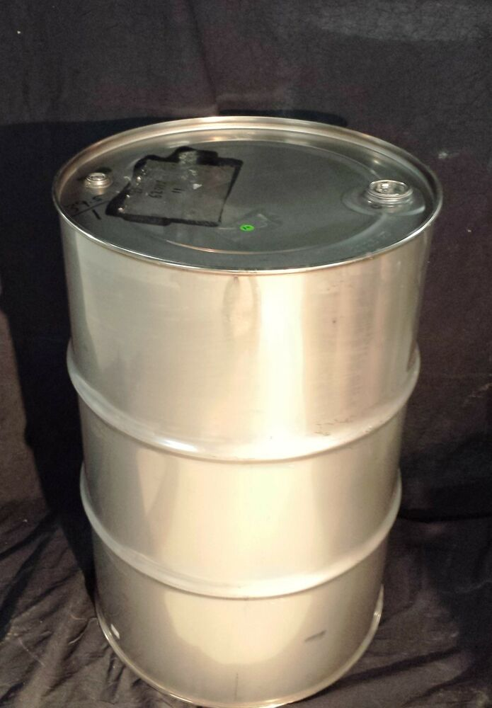 Maple Syrup Stainless Steel Barrel Drum 55 Gallon Ebay