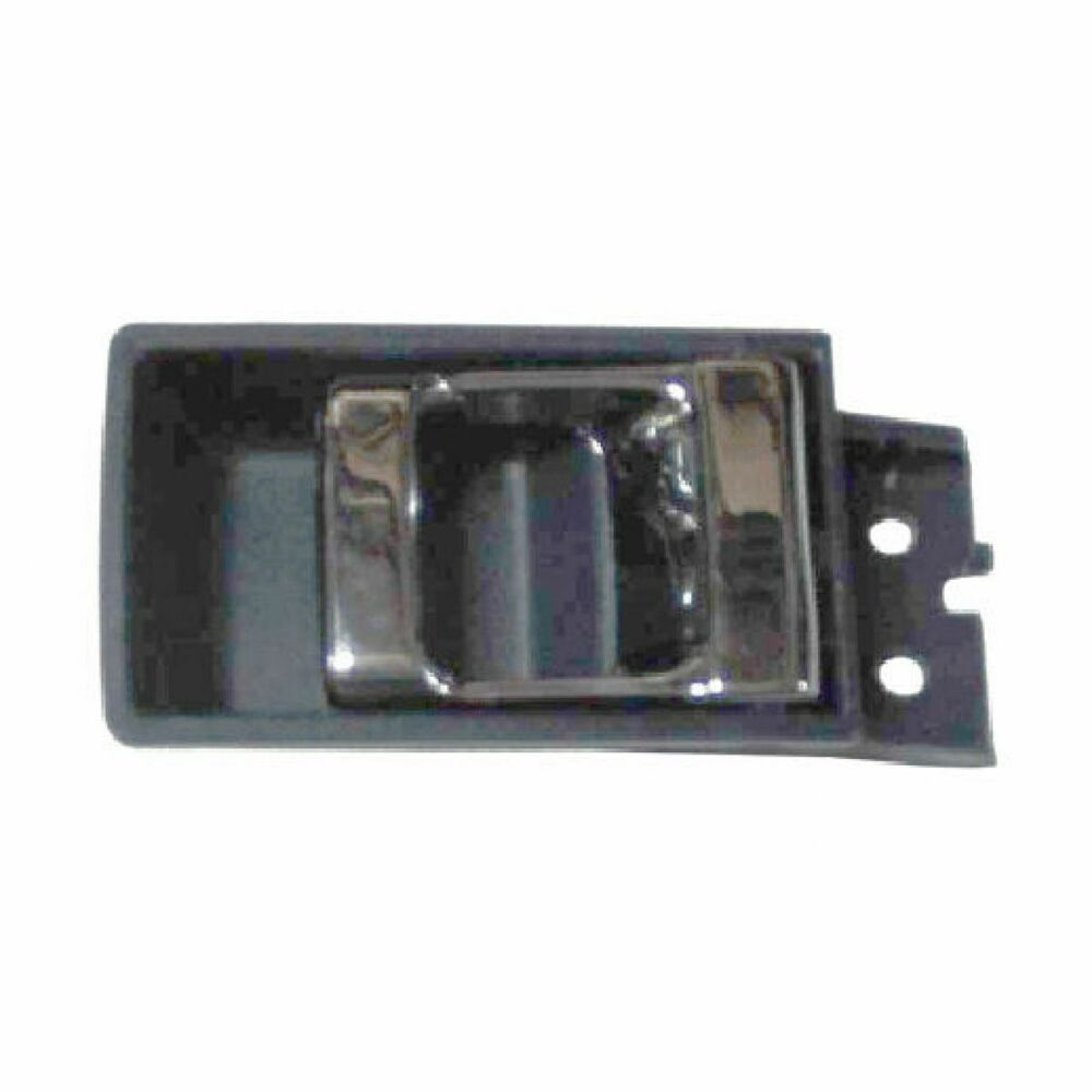 Blue Chrome Inside Door Handle Interior Lh Rh For 86 92