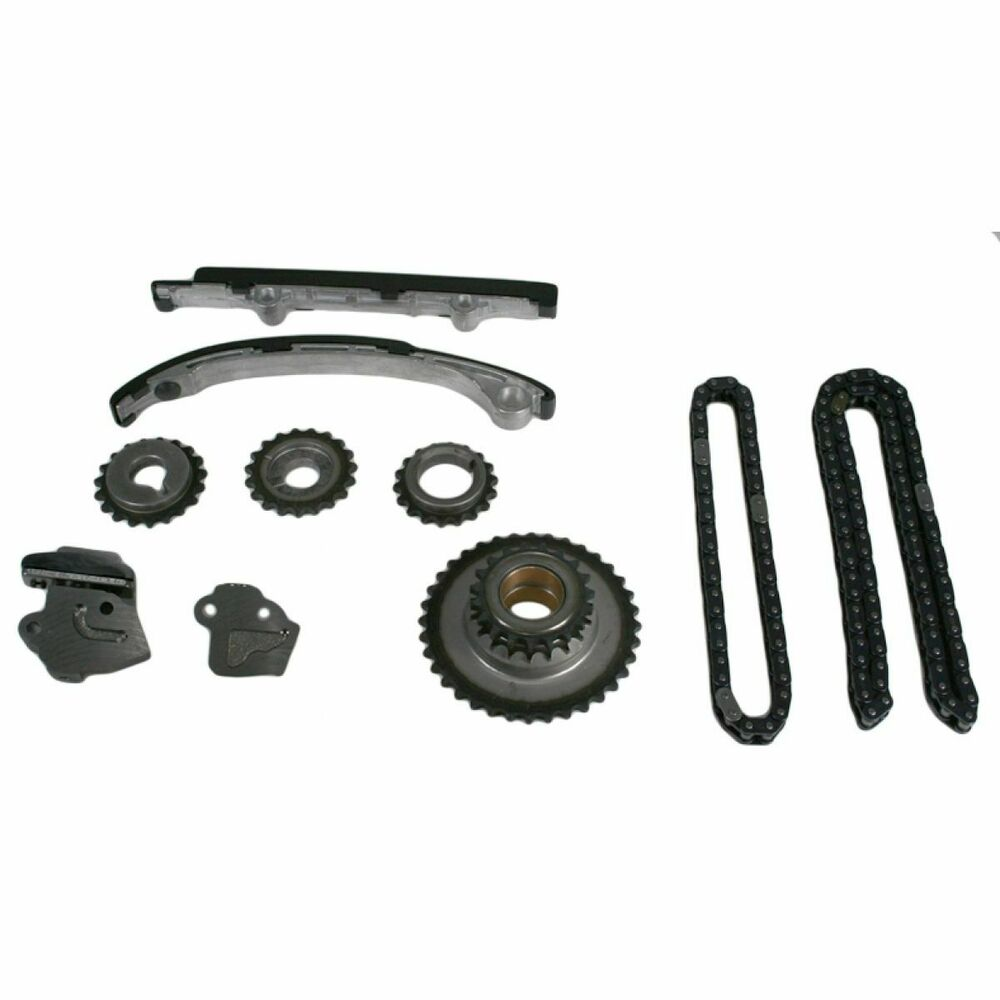 Timing Chain Sprocket Rail Component Set 2 4 Ka24de For