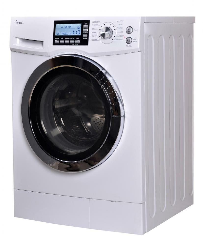 Washer And Dryer ~ New midea cu ft combination washer dryer combo