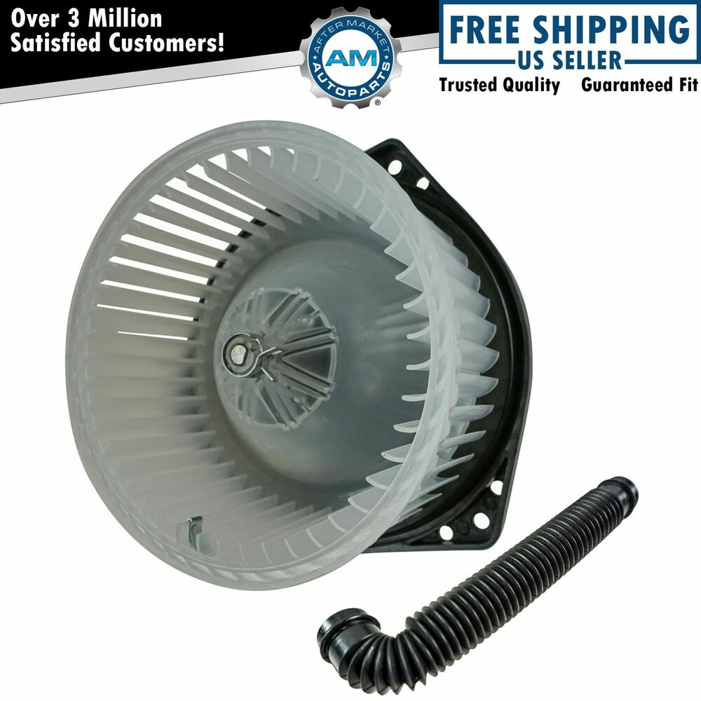 Heater Blower Fan : Heater blower motor w fan cage for infiniti nissan subaru