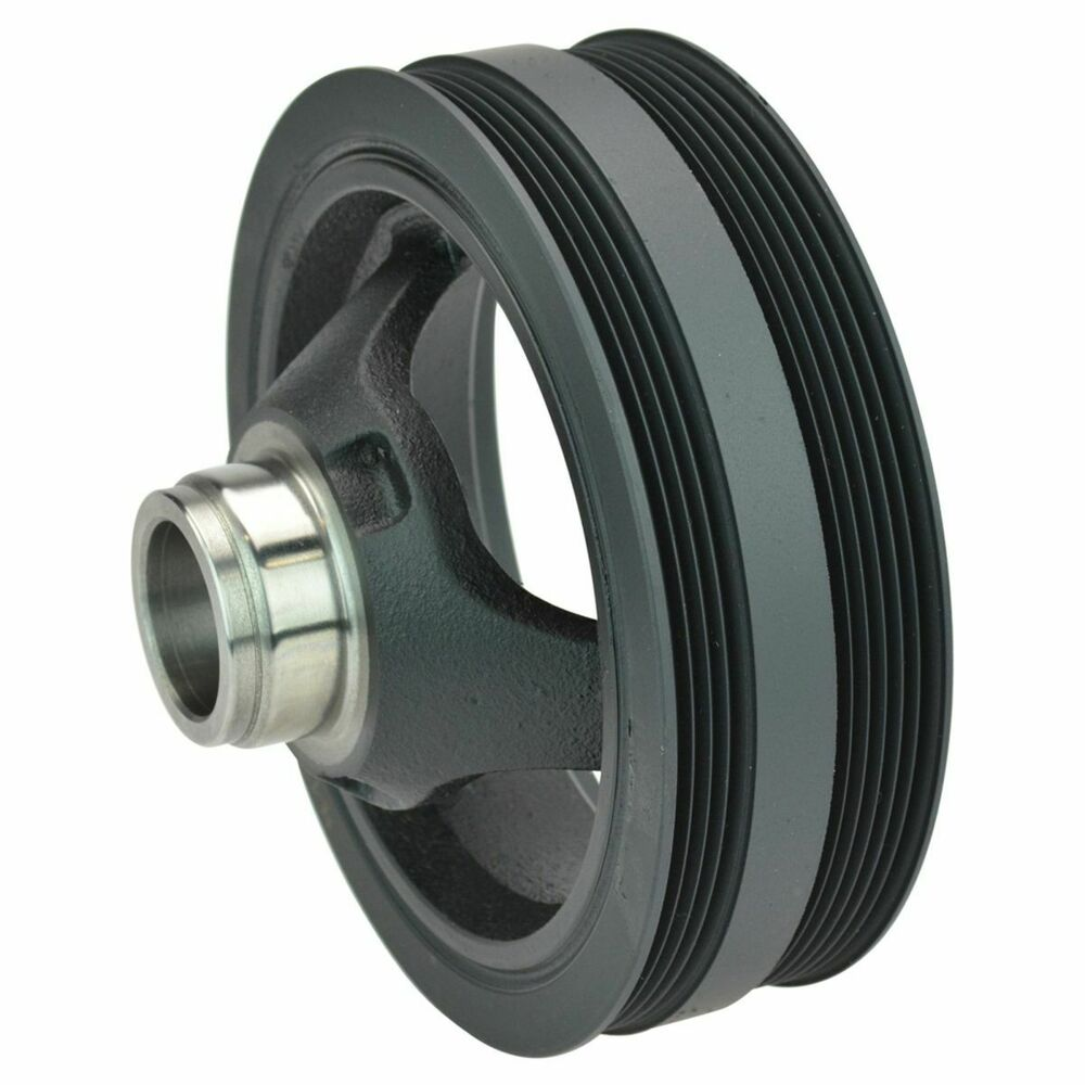 Harmonic Balancer Crank Pulley For Chevy GMC Truck Van