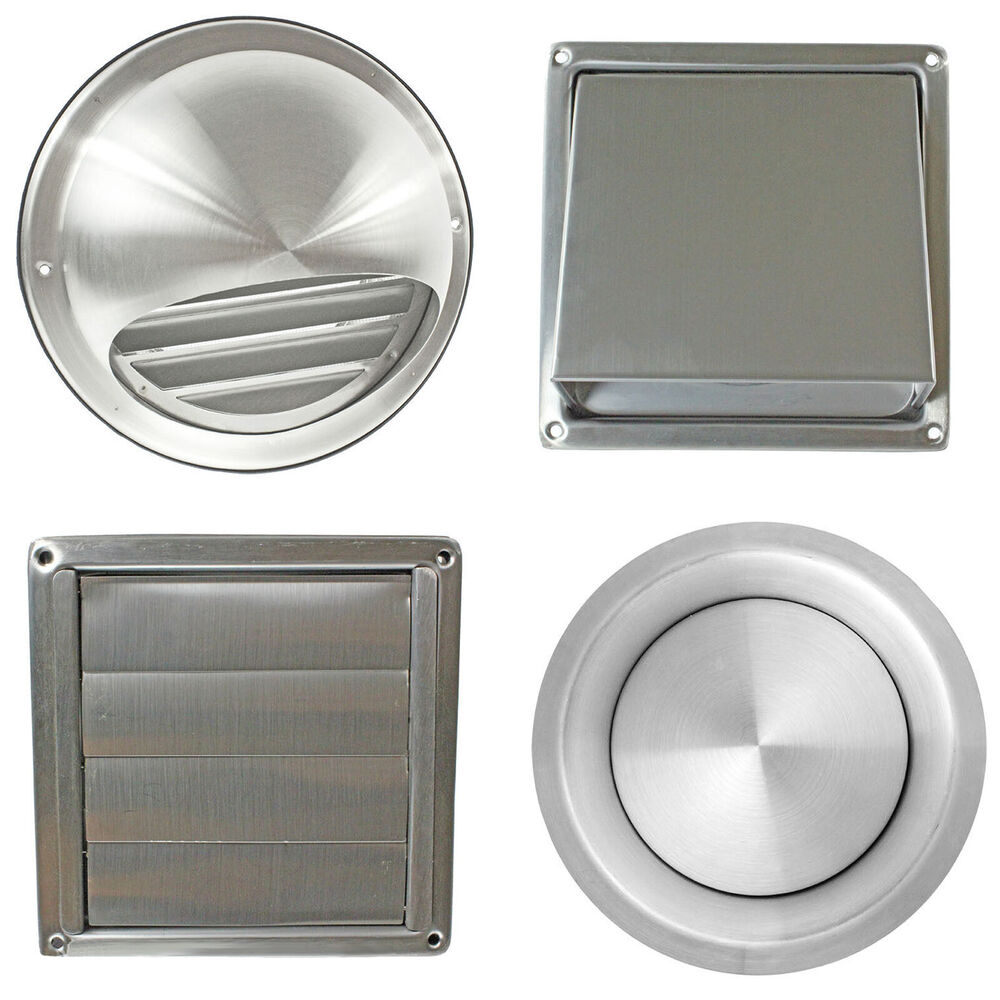 Wall Cap For Kitchen Exhaust Fan