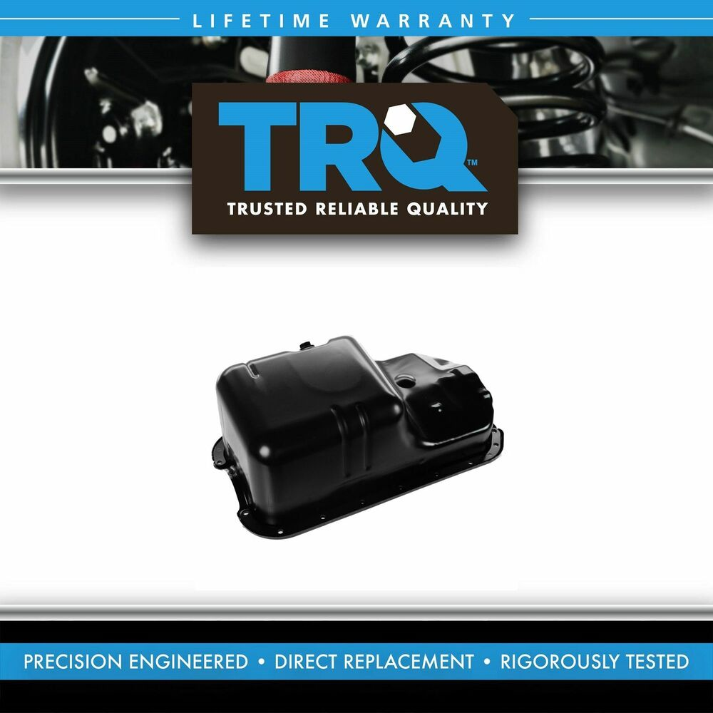 Engine oil pan steel for 01 05 honda civic base l4 1 7l ebay for 2005 honda civic oil