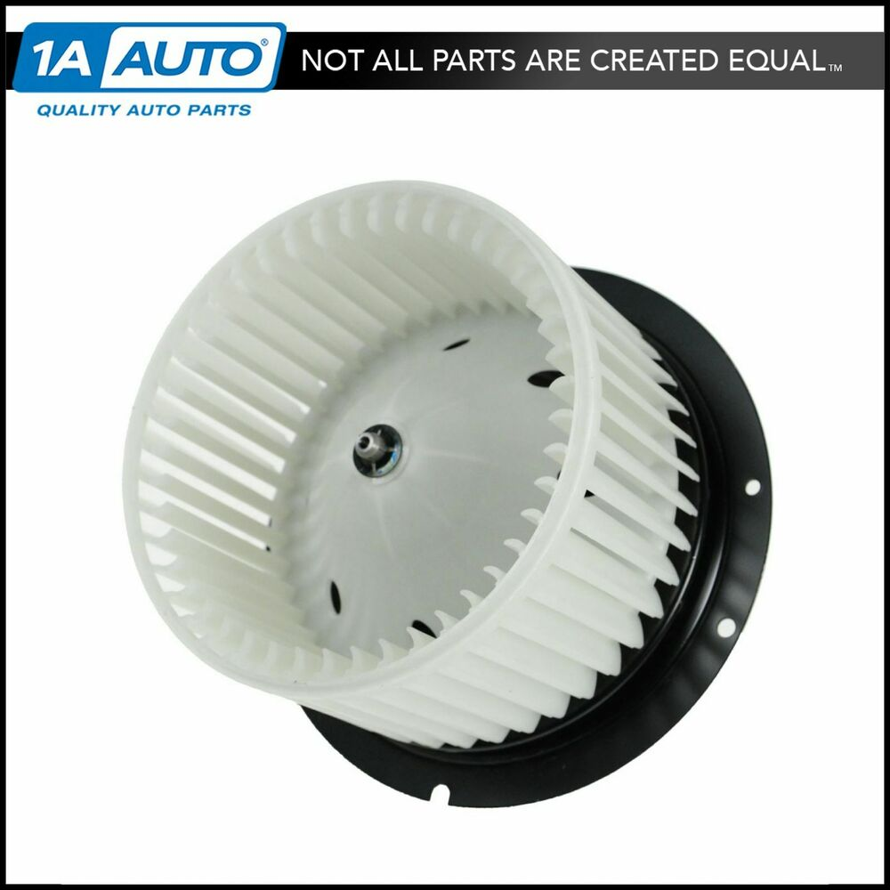 Heater a c blower motor w fan cage for ford super f250 for Home ac blower motor replacement cost