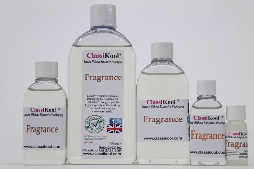 Classikool fragrance oil for candles soap perfumes bath for Aroma candle and scent company