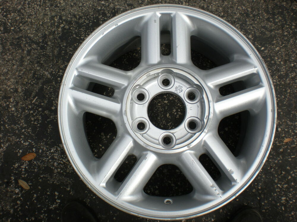 Used Ford Wheels : Ford expedition rim wheel alloy factory oem used