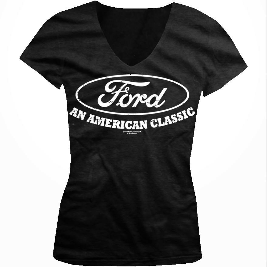 Ford an american classic cars trucks tough motor company for All american classic shirt