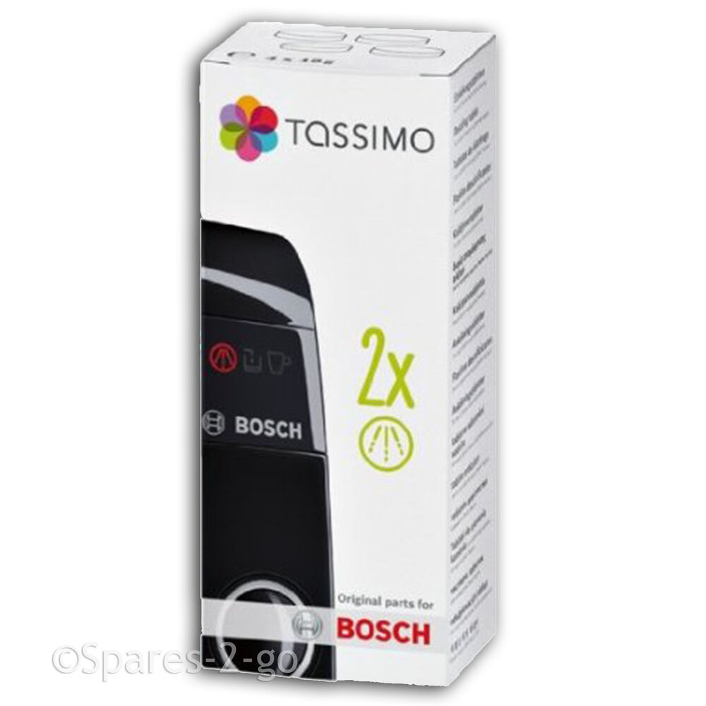 TASSIMO Bosch Descaling Tablets Coffee Maker Espresso Machine Original Tablet eBay