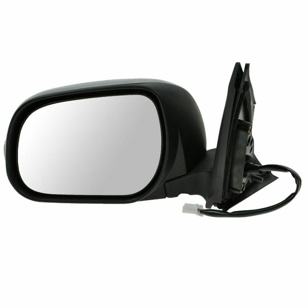 power heated signal side view mirror driver left lh for 09. Black Bedroom Furniture Sets. Home Design Ideas