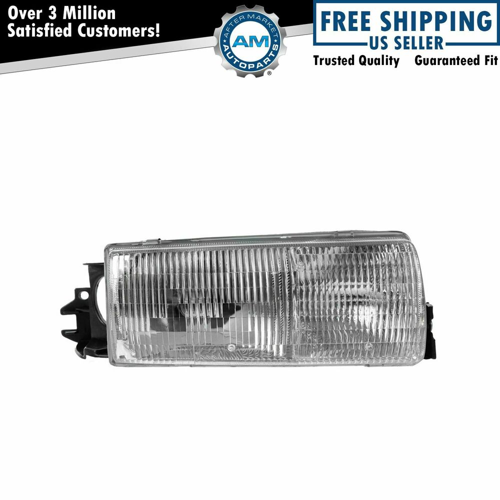 Roadmaster Wagon Replacement Parts : Headlight headlamp rh right passenger side for chevy